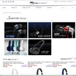 MEElectronics Headphones and Earphones 20% off Sale Pricing + Shipping Discount; $39.99 M-Duo