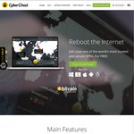 CyberGhost Premium Free 3 Month License (TopBargains Acct Req'd)