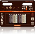 Dick Smith Eneloop AAA Chocolat 8pk $14.98 + $2 Postage (11am - 5pm Only)