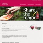 Free Samples of Trilogy Rosehip Oil Antioxidant+