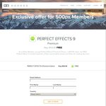 Perfect Effects 9.5 Premium Edition FREE for Windows and Mac (Normally $59.95)