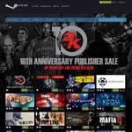 2K Games Weekend Sale on Steam up to 80% off Entire Catalogue