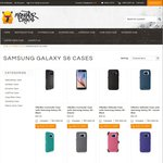 OTTERBOX Samsung Galaxy S6 - 15% Discount + Free Shipping (Price Starts from $42.46 *after Discount) @ Monster Cases