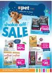 PETstock Catalogue Sale Multiple Deals on Pet Food, Pet Treatment, Pet Grooming Products etc.