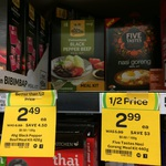 Half Price or More on Asian Meal Kits (Store & Online, VIC) @ Woolworths