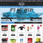 Protein 24/7 18% off All Supplements Free Shipping + Free Shaker