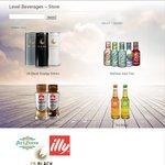 28 Black Energy Drink/Sugarfree/Classic - $50.40/Case (24) Delivered (28% off) @ Level Beverages