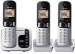 Panasonic DECT Triple Pack $35.24 with $2 Item (Free C&C or Del +$7.95) @ Dick Smith