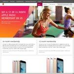FREE 36 (24 +12) Apple Music Membership + 500MB Bonus Data on New Telstra Go Mobile\BYO Plans