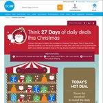 Big W 27 Days of Christmas Advent Deals (Starts 28/11)