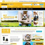 Petbarn Minimum 20% off Everything Sitewide - Online Only