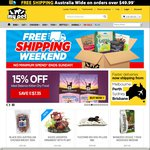 Free Shipping All Weekend @ My Pet Warehouse (No Minumum Spend)