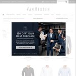 4 Selected Shirts for $100 Including Shipping @ Van Heusen