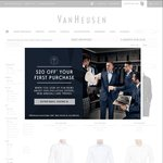 40% off All Van Heusen Business & Casual Shirts +$9.95 Shipping (Free Shipping over $100)