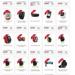 25% off Selected Fitbit, Garmin and More Using Qantas Frequent Flyer Points - QANTAS STORE