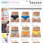 $10 Underwear from Tuffys, $7 Flat Rate Shipping