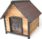 15% off Peak Roof Wooden Pet Dog Kennel House Large - $110.46 Delivered to Select Locations @ Petjoint.com.au