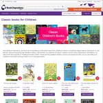 Classic Books for Children Sale @ Book Depository (Free Delivery)