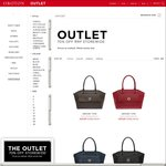 Oroton - Outlet: 70% off + Extra 20% off if Buy 2+ Outlet Items, Non-Outlet: Extra 20% off Sale Items with Code, Delivery $14.95