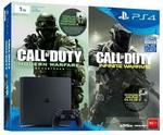 PlayStation 4 1TB Call of Duty: Infinite Warfare / 4 Remastered Bundle - $399 (JBHiFi)