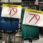BlueAnt Pump Mini 1 $79 (Was $129), Pump Lite $79 (Was $99) @ JB Hi-Fi North Lakes QLD