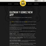 FREE Burrito with Guzman Y Gomez App (New Users)