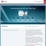 5,000 Qantas Points to Qantas Business Account for Opening New Starcard Account