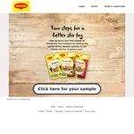 Free Packet of Maggi Stir Fry Creations Delivered from Nestle