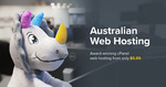 VentraIP Australia - .melbourne and .sydney Domains $6.95 Per Year New Registrations Only, Multi-year Registration Allowed