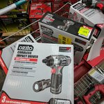 Clearance Ozito Impact Driver $55 (Was $100) and Ozito Lock & Load Screwdriver $30 (Was $50) at Bunnings, Maddington (WA)