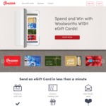 Purchase $100 Gift Card Via The Prezzee App and Get a $10 Bonus Gift Card - Must Use Apple Pay