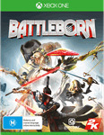 Battleborn (Pre-Owned, PS4/XB1) - $4 Each at EB Games