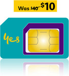Optus $40 Prepaid SIM Starter Kit Now $10 Shipped @ Optus eBay