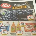 IGA: Golden Circle 2L Juice Varieties $1.50 Each (Save $1.50)