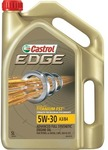 Castrol Edge Fully Synthetic 5w-30 Engine Oil 5litre  $29.97@ Super Cheap Auto