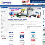 15% off Compatible Printer Cartridges @ Ink Station