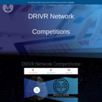 Win 1 of 10 Packs of 1000 DVR Tokens Worth $75.00 Each from DRIVR Network - The New Rideshare on The Blockchain