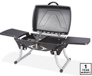 aldi portable gas bbq ozbargain. Black Bedroom Furniture Sets. Home Design Ideas