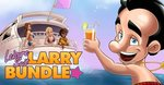 [PC] Steam - Leisure Suit Larry Bundle (12 Games Total) - USD$4.99 (AUD$6.30) - Indiegala