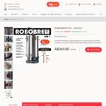 Robobrew Gen 3 35L $369 + $15 Post @ KegLand