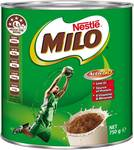 Milo 750g @ $7 at Woolworths ($0.93 Per 100g)