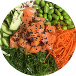 [NSW] $12 Salmon Poke Bowls  + Free Protein Ball @ Johnnys in World Square (next to Grill'd)