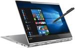 "Lenovo Yoga 920 13.9"" 2-in-1 Laptop $1488 @ Harvey Norman"