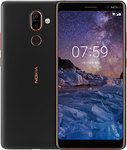 Nokia 7 Plus (4GB/64GB or 6GB/64GB) Android One - Black - $374.39/ $418.45 AUD (USD $280/ $318) + Free Delivery @ Joybuy (CN)