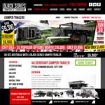 Sergeant 2018 Black Series Camper Trailer Packages - $8,390 (Save $9,310)