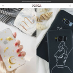 10% off iPhone/ Samsung Phone Cases and Clothes @ Popca