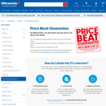 [National] Officeworks Price Beat Guarantee: Now Includes Parallel/Grey Imports From Stores Without Local Warranty