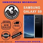 Samsung Galaxy S9 64GB Coral Blue for $850.50 Delivered @ 3 Brothers Mobile eBay