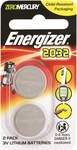 Energizer CR2032 Lithium Battery - 2 Pack $2.94 @ Bunnings