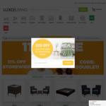 11% off Storewide @ Luxo Living